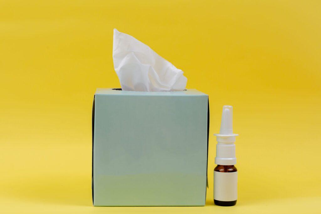 Un vaporisateur nasal au secours des timides?