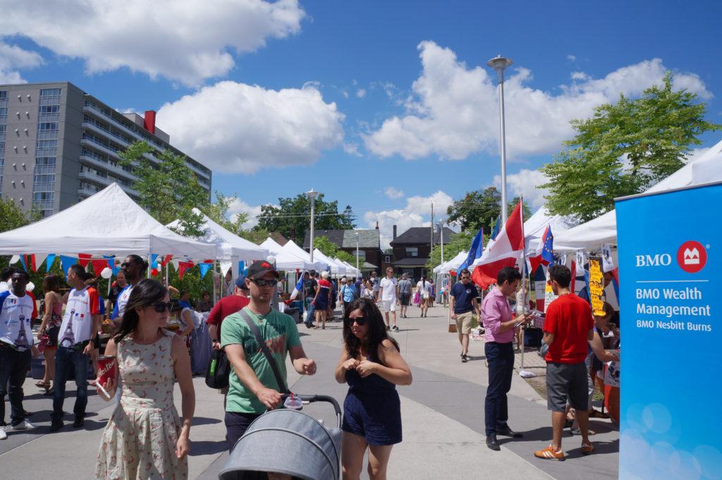 Toronto Bastille Day