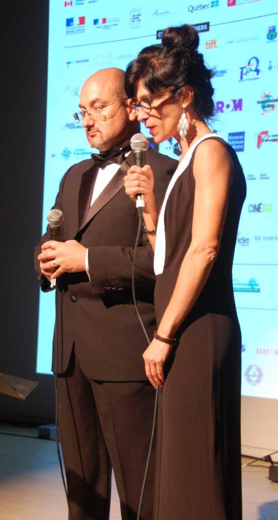 Le directeur général Thierry Lasserre et la directrice culturelle Patricia Guérin.