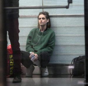 Kristen Stewart dans Personal-Shopper d'Olivier Assayas.