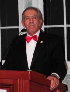 Gregory Sorbara, ancien ministre libéral et diplômé de Glendon.