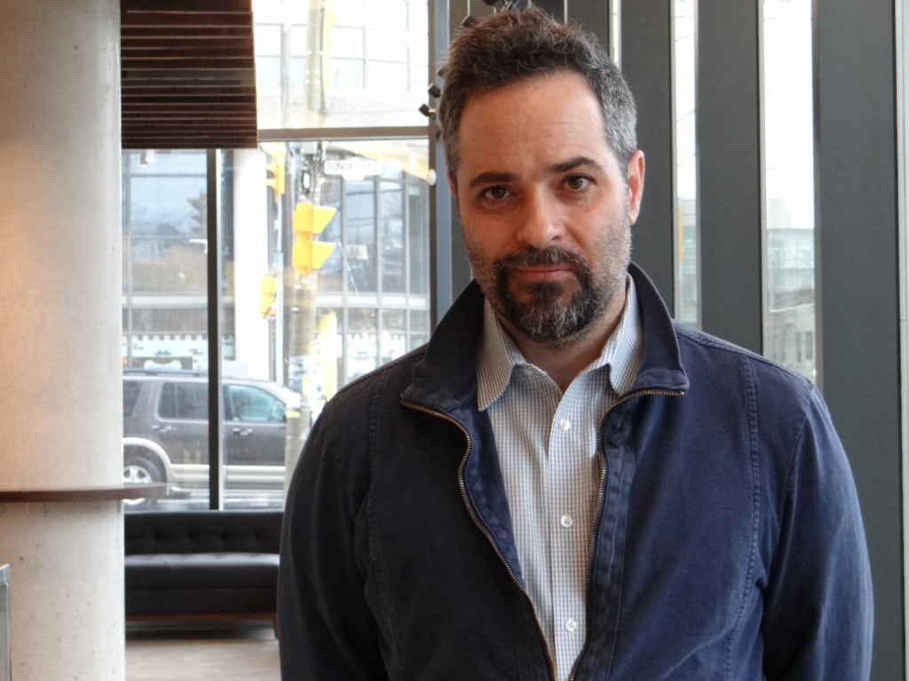 Chris Abraham, directeur artistique du Crow's Theatre