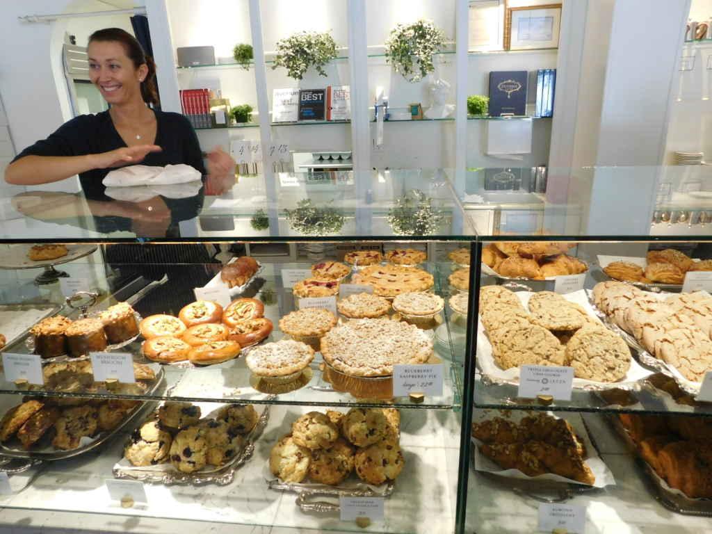 Duchess Bake Shop. Les foodies sont privilégiés dans le nouveau quartier. (Photo: Lucas Aykroyd)