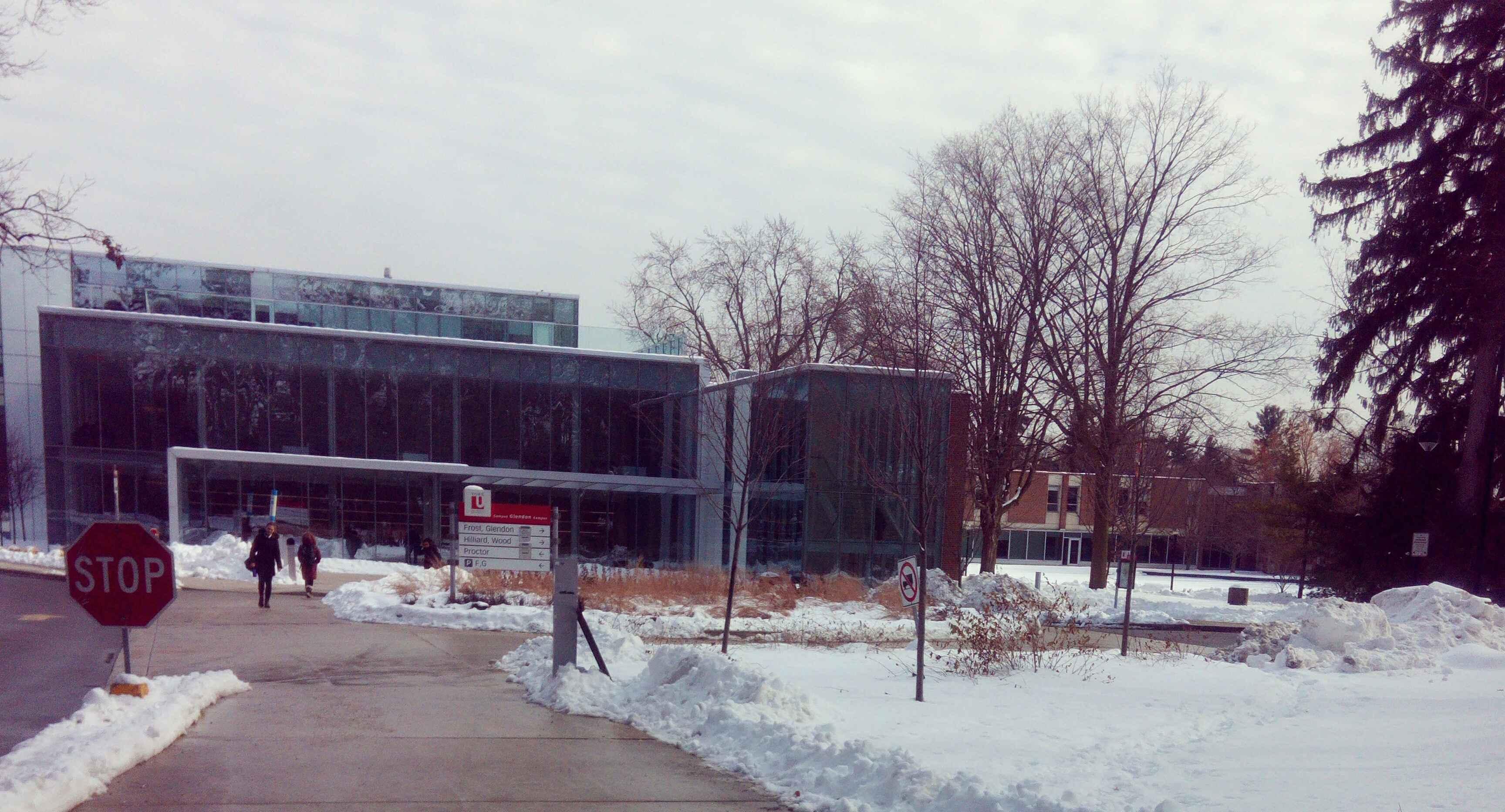 Le campus Glendon de l'Université York.