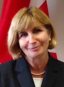 Nathalie Des Rosiers a succédé à Madeleine Meilleur comme députée d'Ottawa-Vanier à Queen's Park.