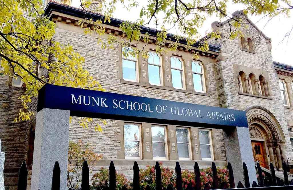 Munk Sciences Po