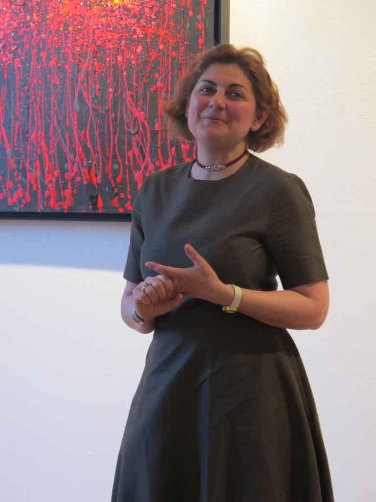 Christelle Lasserre.