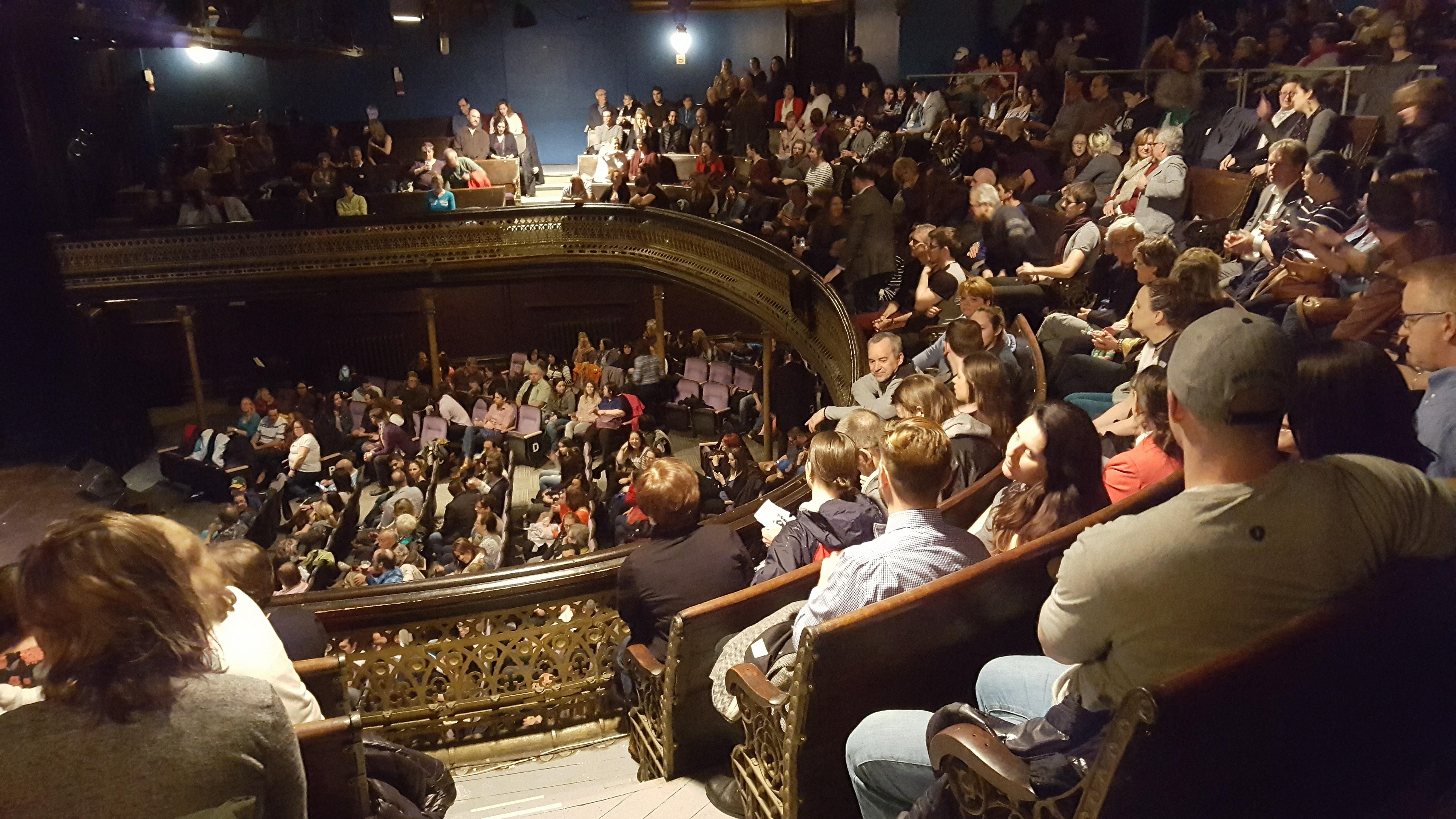 Francophonie en fête a rempli le Randolph Theatre les 4 et 5 mai. (Photo: Nathalie Prézeau)