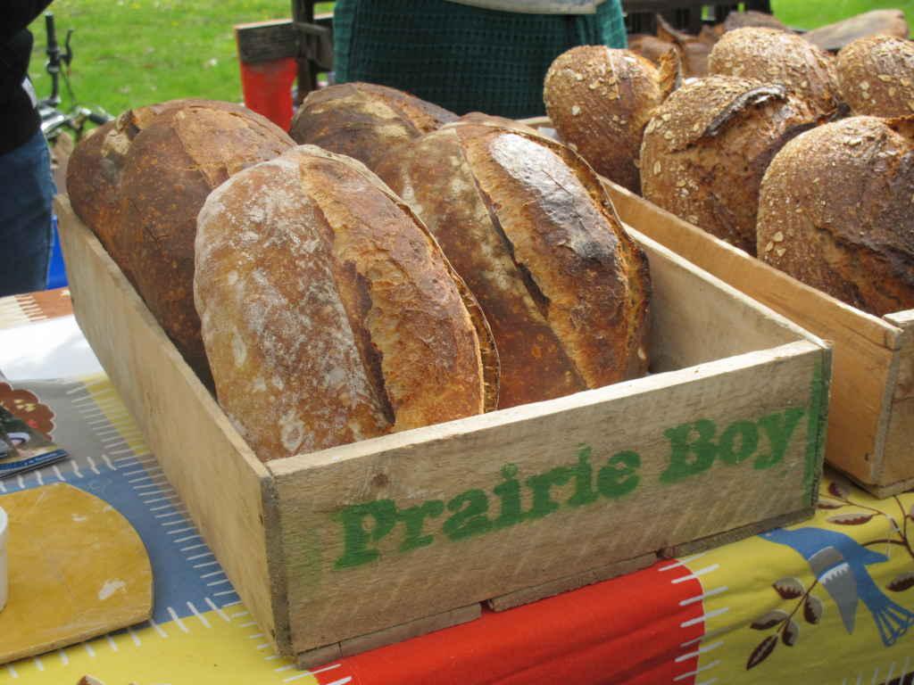 Le pain de Prairie boy