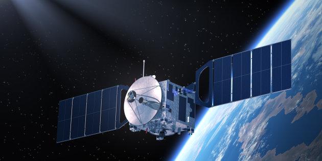 Le satellite chinois Micius.