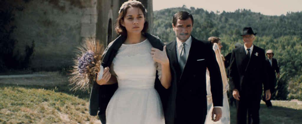 Marion Cotillard et Alex Brendemühl.