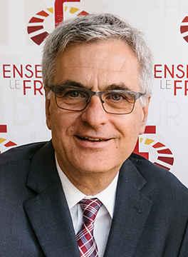Le ministre Jean-Marc Fournier.