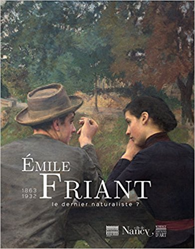 Friant Émile, Somogy éditions d'art, broché avec rabats, 22x28 cm, 200 illustrations, 208 pages.