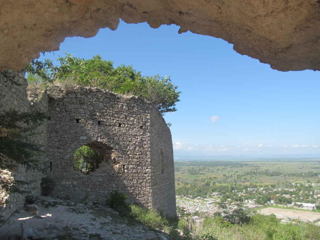 Le fort Décidé.