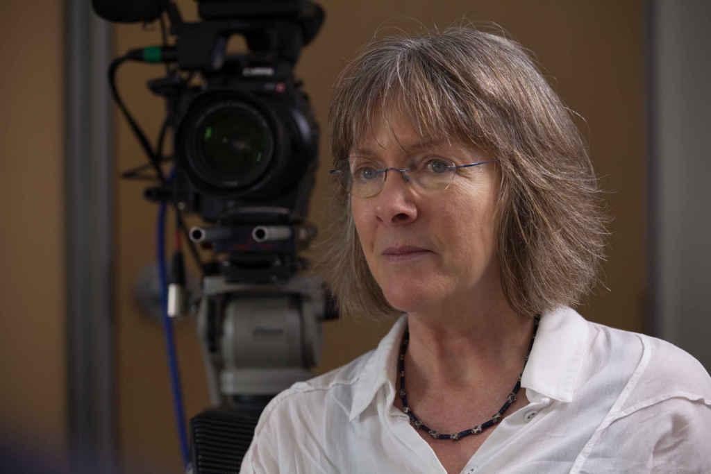 La documentariste Anne-Marie Rocher.