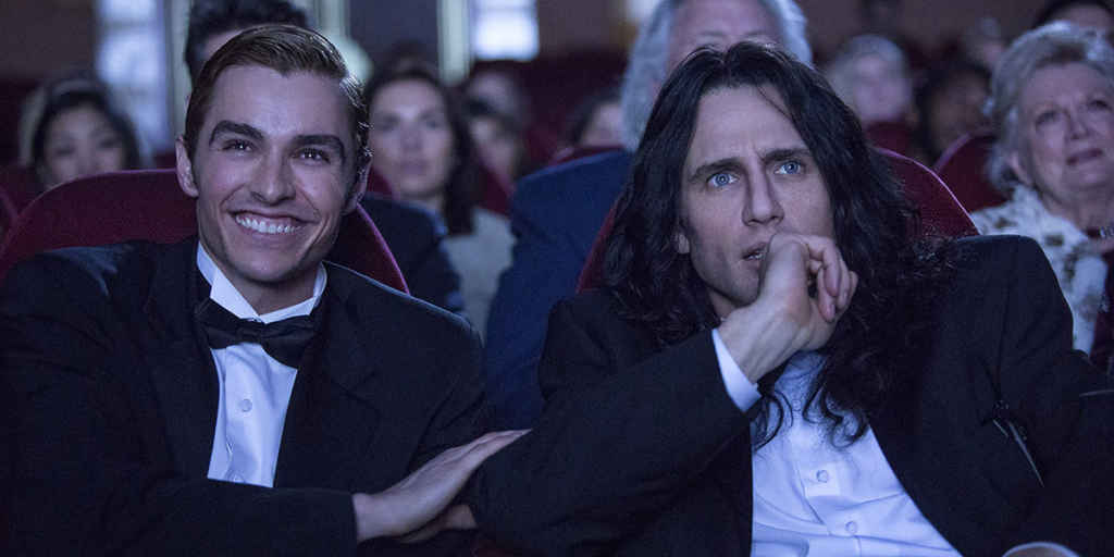 The Disaster Artist, de et avec James Franco.