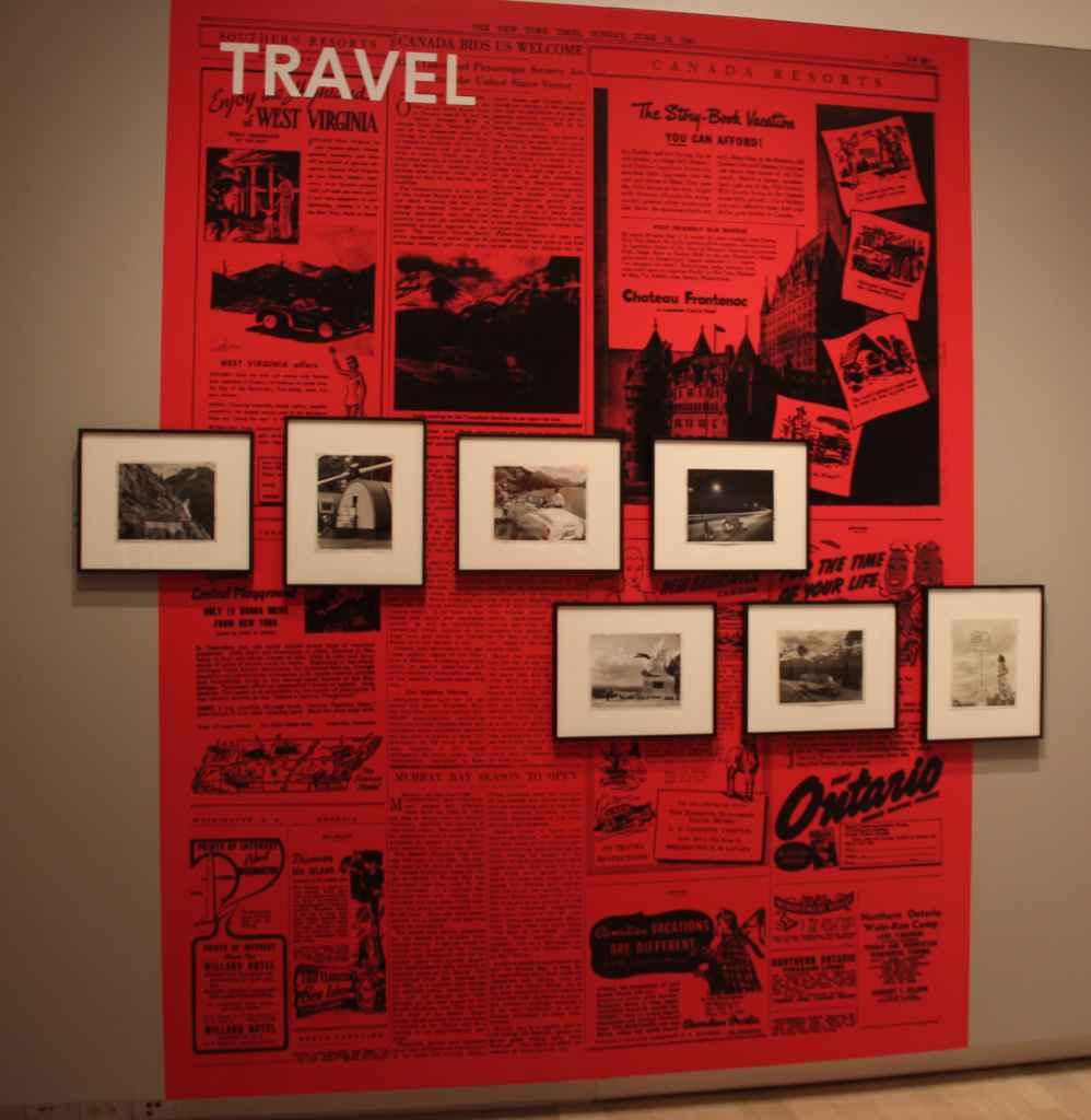 Des photos de voyages au Canada du New York Times au Ryerson Image Centre.