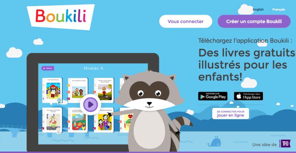 La populaire application Boukili