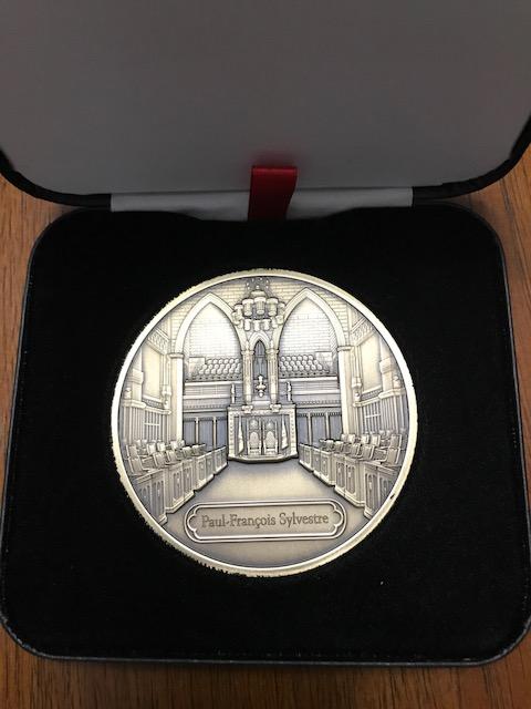 medaille sénat