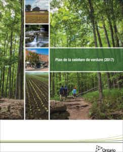 Plan de la Ceinture de Verdure (2017)