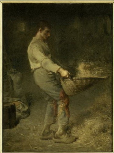 Le Vanneur (1848) National Gallery, Londres