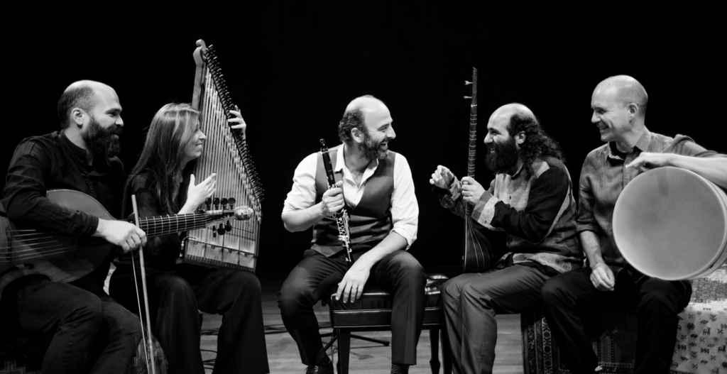 musiciens Constantinople musique Iran Inde Sénégal
