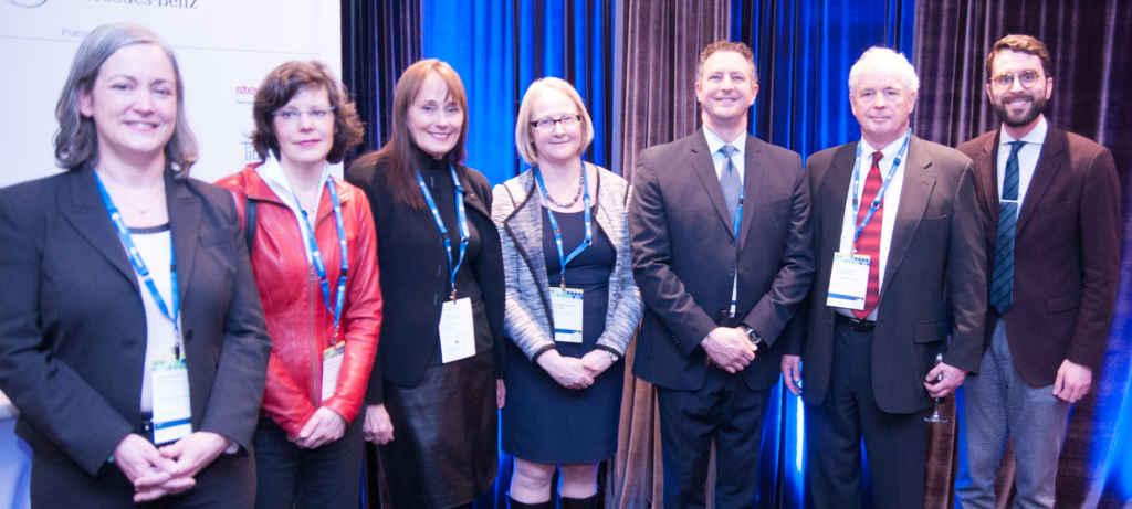 Réception des juges bilingues de Toronto