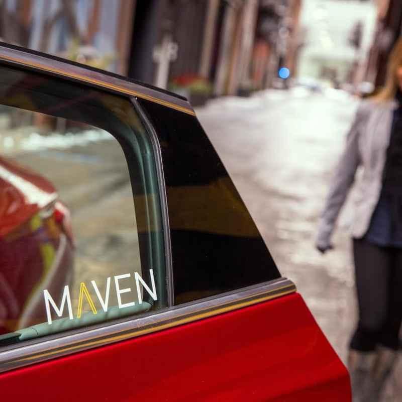 Les voitures Maven arrivent à Toronto