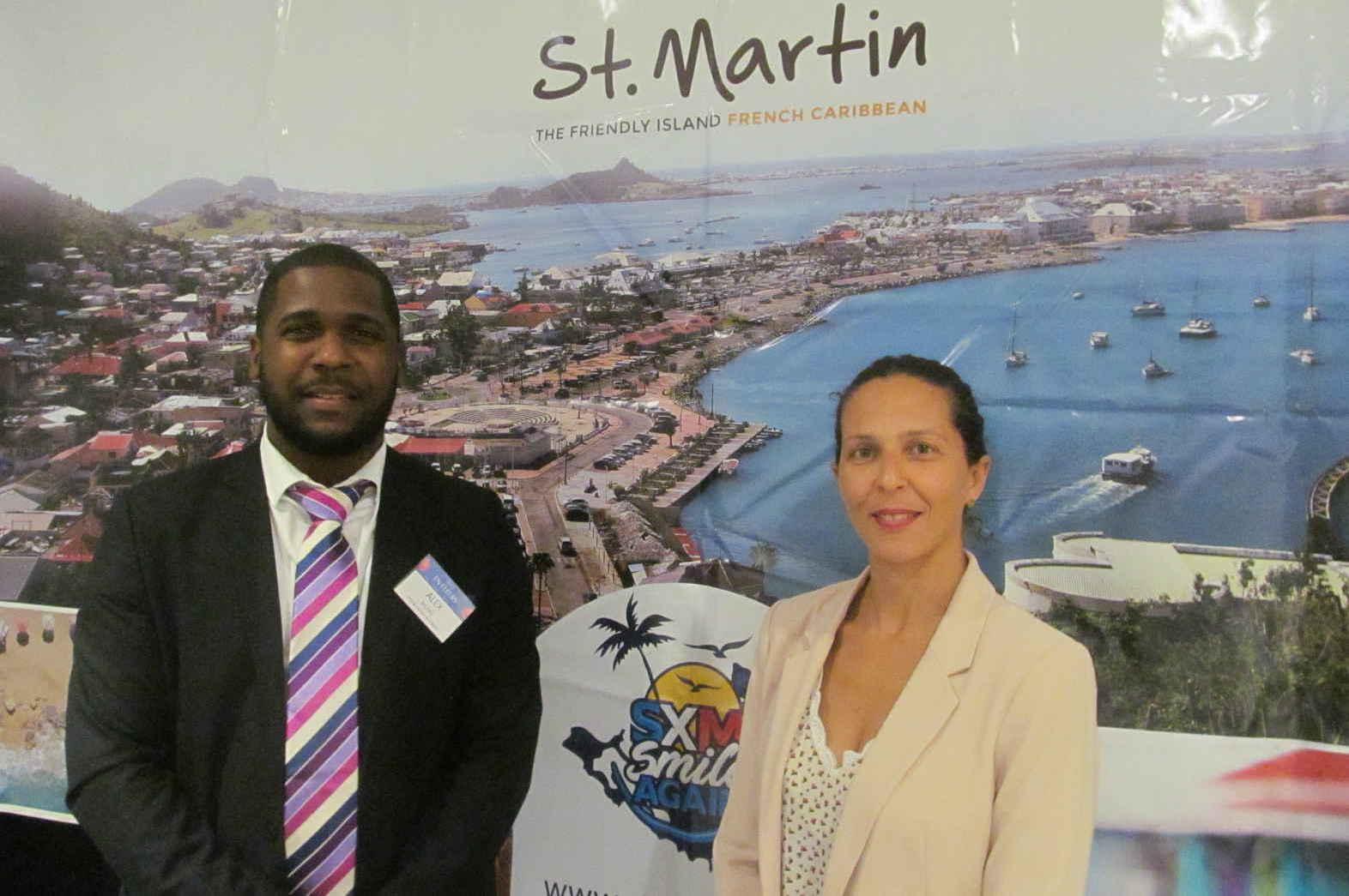 Atout france met l 39 avant saint martin l 39 express - Office du tourisme la pierre saint martin ...