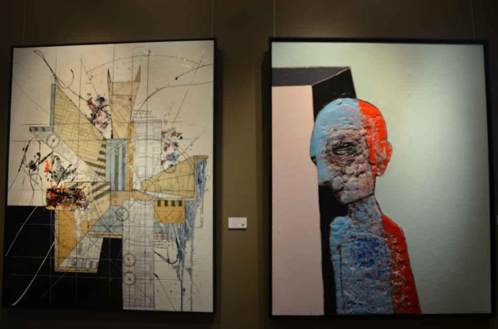 2 peintures