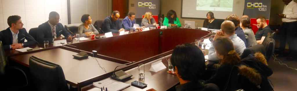 Choq FM lance son forum communautaire Carrefour Choq