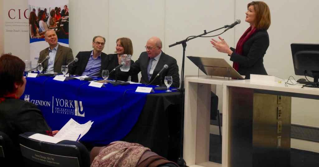 Débat populisme Glendon
