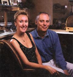 The belgian Chocolate shop Patricia Cohrs et Éric Smets.