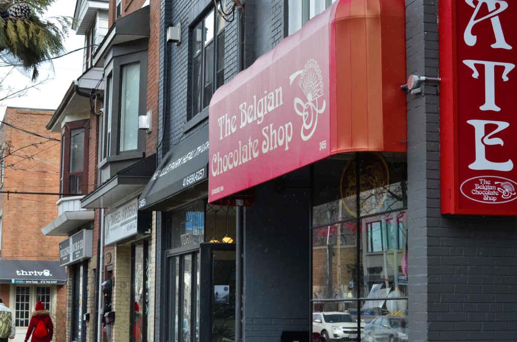 The belgian chocolate shop (1 sur 33)