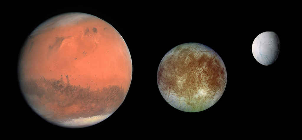 Mars-Eupope-Encelade-microbiologie