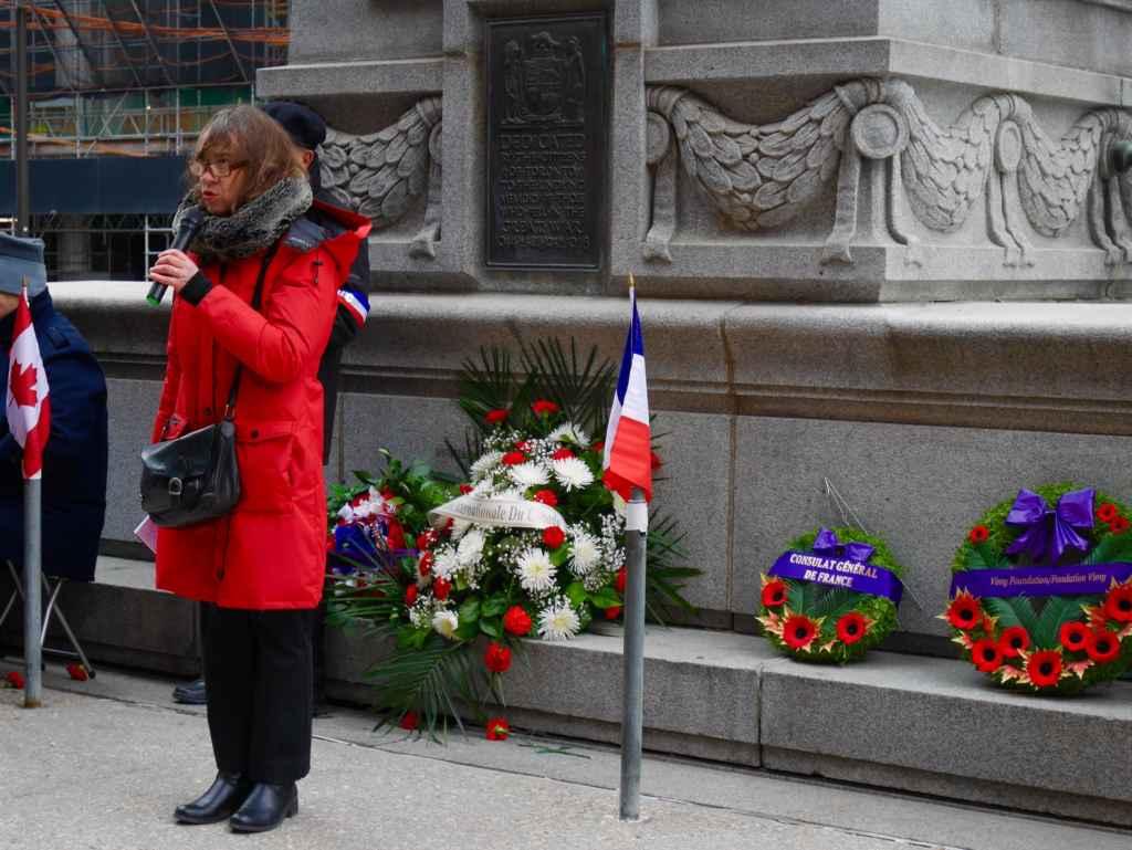 Commémoration Vimy