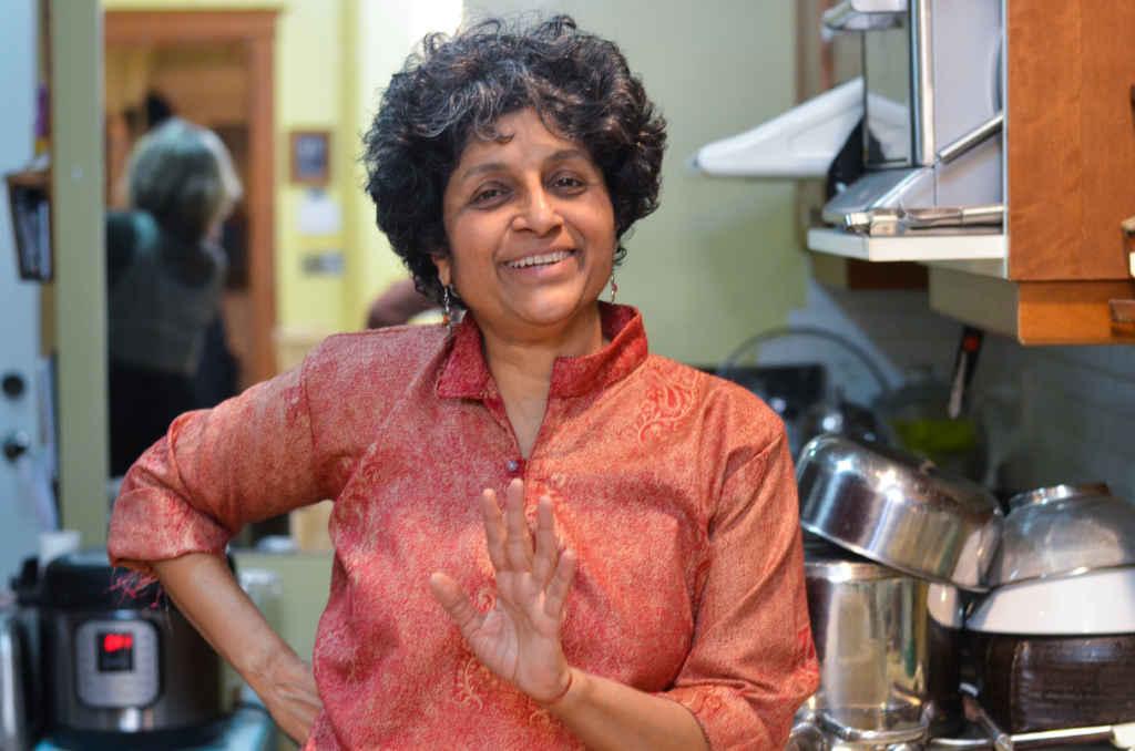 Veena Gokhale.