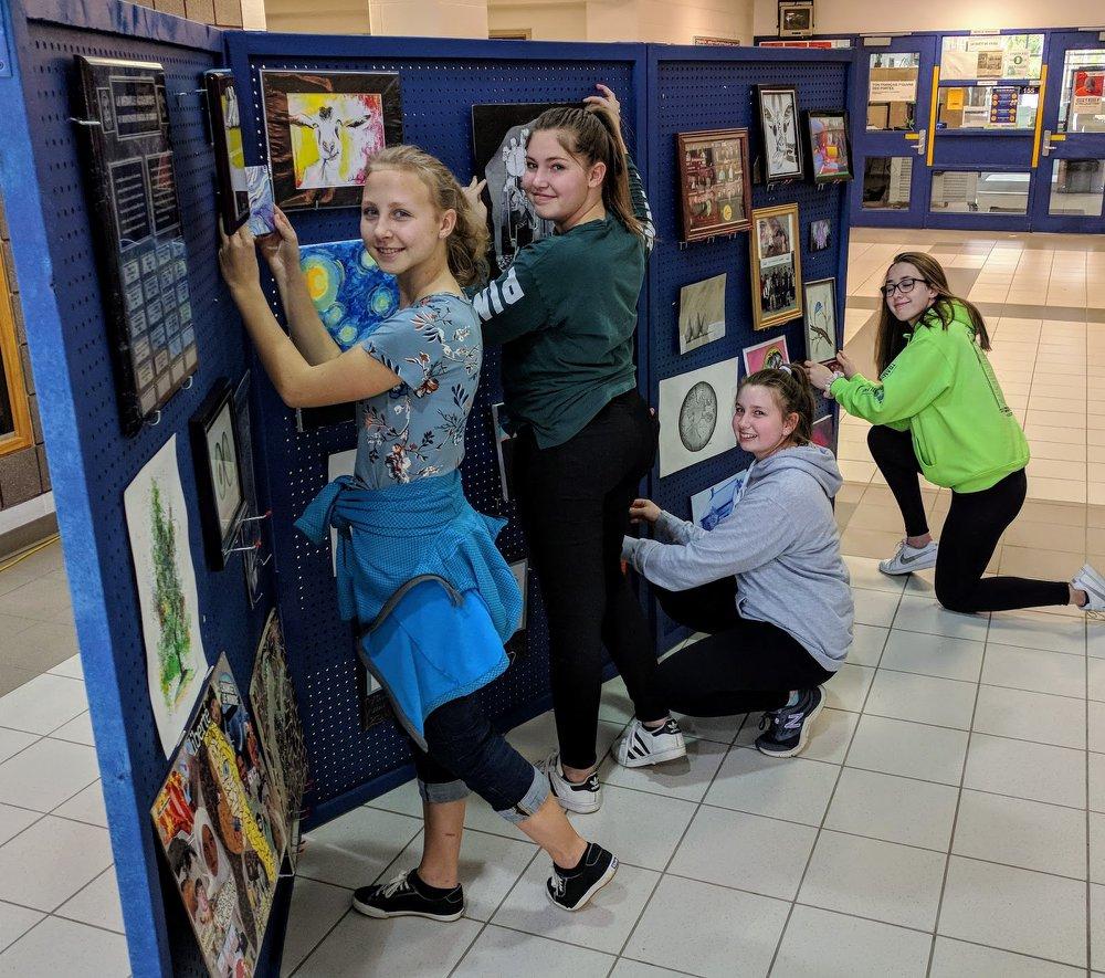 École secondaire Nouvelle-Alliance à Barrie