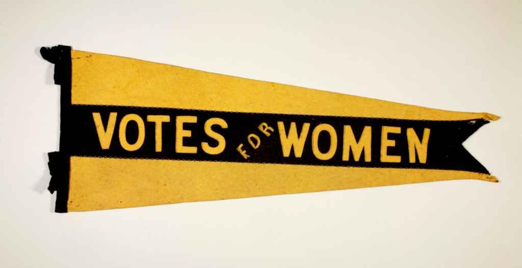 Centenaire du droit de vote des femmes au fédéral
