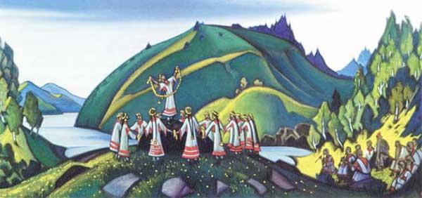 Tableau Roerich
