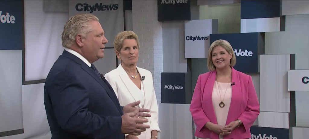 Élections Ontario 7 juin 2018