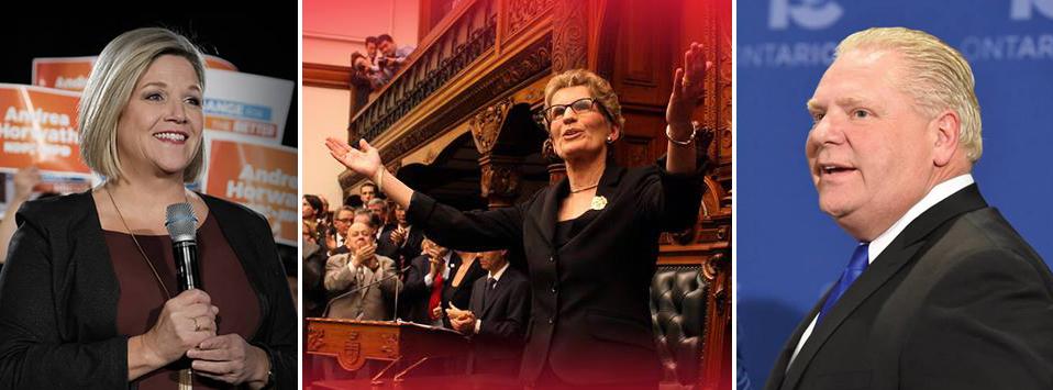 Elections Ontario 2018
