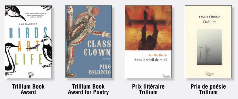 Prix littéraire Trillium de l'Ontario