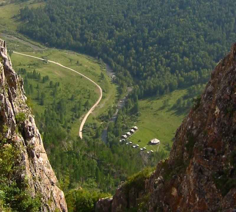 vallée de l'Anouï