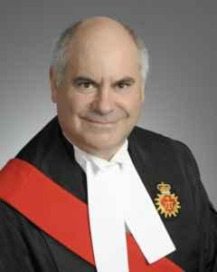 Le juge Fred Myers, de la Cour supérieure de justice de l'Ontario