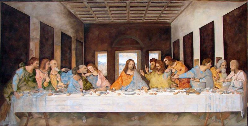 Tout L œuvre Peint De Leonard De Vinci
