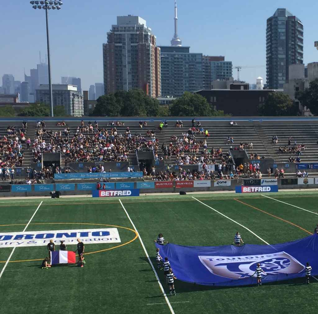 Toronto Wolfpack - Toulouse Olympique