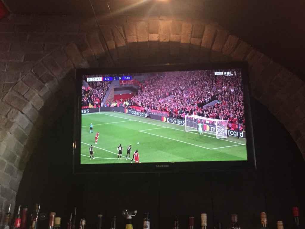Liverpool- PSG