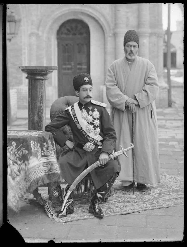Prince Abu'l Fath Mirza Salar al-Dawla
