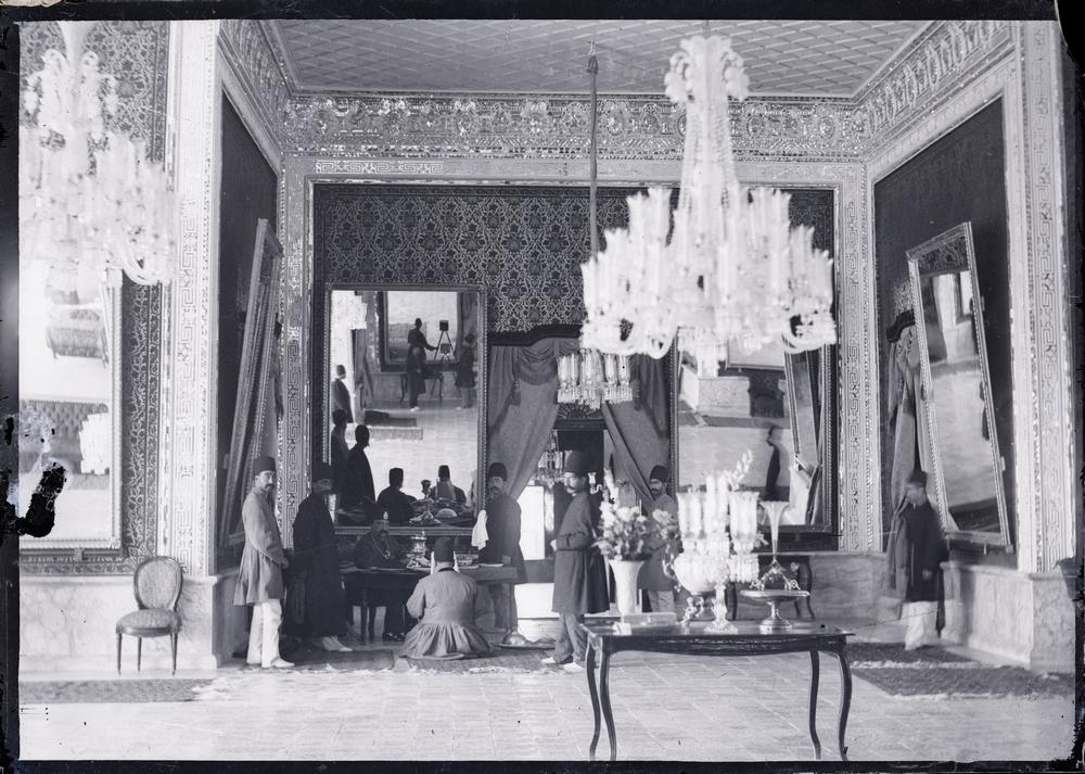 Le Shah Nasir Al-Din